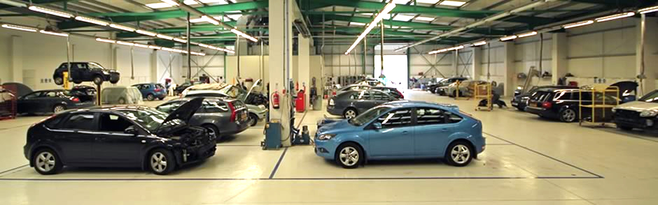 howell arc accident repair centre northern ireland car